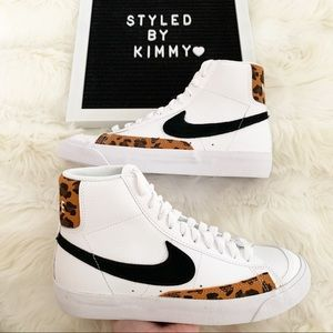 🌸 NIKE Blazer Mid 77 Sneakers Shoes New